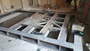supporti strutturali gabbie faraday