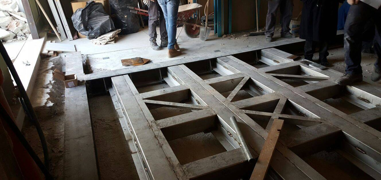 rinforzi strutturali gabbie faraday